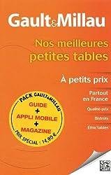 GUIDE DES BONNES TABLES A PETITS PRIX 2012