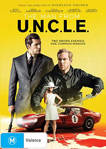 The Man From Uncle [Henry Cavill, Armie Hammer]
