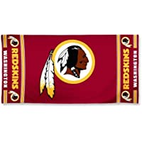 Washington Redskins Logo Badetuch