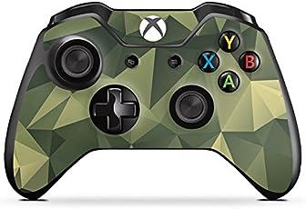 DeinDesign Microsoft Xbox One Controller Folie Skin Sticker aus Vinyl-Folie Aufkleber Camouflage Muster Tarnfarben