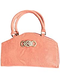 Shubhangi Women's Stylish Casual PU Leather Handbag (New Classical Party PU Laether Sling Bag, Traditional Bag...