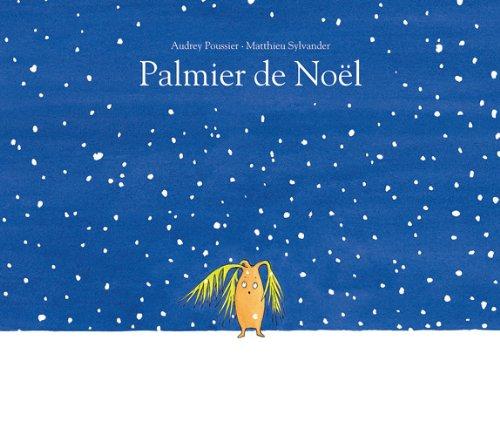 Palmier de Noël par Audrey Poussier