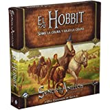 Fantasy Flight Games - Juego de cartas El Señor De Los Anillos, 2 jugadores (FFGMEC16) [Importado]