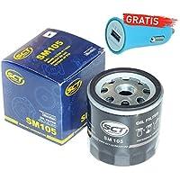 Autoladeger/ät geschenkt Original SCT Germany /Ölfilter SM158