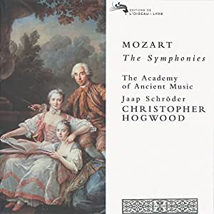 Mozart: The Symphonies (Nos 1-41, & 27 other symphonic works) /AAM · Schröder · Hogwood