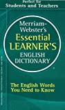 Franklin Electronic Publishers/MW-8569 - Merriam-Websters Essential Learners English Dictionary: The English Words You N