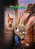 Zootopie - Album (Livre)