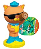 Fisher-Price Octonautas Octo-Squirters - Figura Kwazii Gato 10CM