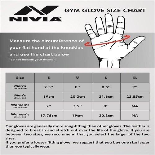 Nivia Python Gym Gloves