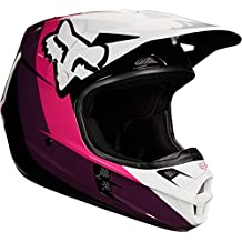 Fox Helmet V-1 Halyn, ECE Black/Pink