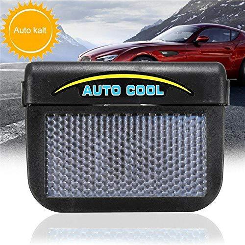 Preisvergleich Produktbild GenialbauTM Sonnenenergie-getriebene Ventilator für das Auto