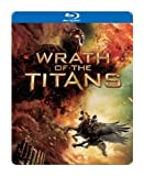 Wrath of the Titans [Blu-ray Steelbook] by Warner Home Video by Jonathan Liebesman