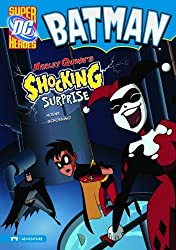 Harley Quinn's Shocking Surprise (Batman) by Blake A. Hoena (2013-10-01)