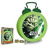 Disney–Yoda Wecker, sw14015, 23cm