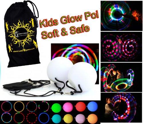 SOFT & SAFE KID's GLOW LED POI