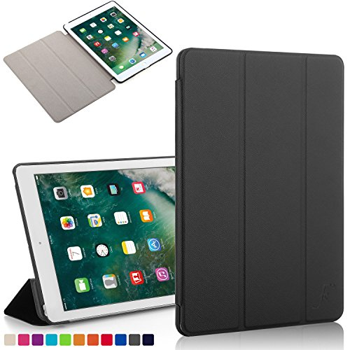 Forefront-Cases-Apple-iPad-97-A1822-2017-Model-Folding-Case-Cover-Stand-in-PU-Leather-Ultra-Slim-Lightweight-with-full-device-protection-and-Smart-Auto-Sleep-Wake-function