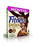 Nestlé Fitness Delice Cereali Croccanti con Cuore Morbido al Cioccolato - 350 gr - [confezione da 4]