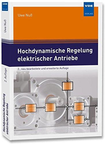 Hochdynamische Regelung elektrischer Antriebe
