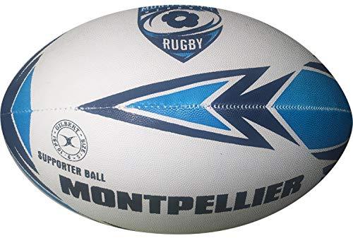 Montpellier Hérault balón Rugby Oficial-Gilbert-Talla
