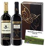 100% Spanien, Rotwein Geschenkset Don Pedro & Terra Molino