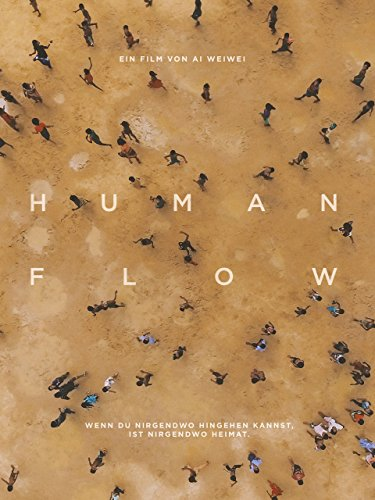 Human Flow Cover