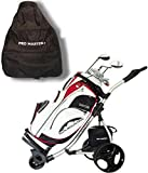 Best Electric Golf Carts - Promaster Plus Deluxe Electric Golf Trolley Digital 36 Review