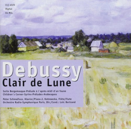 Nachmittag eines Fauns by Debussy (1995-02-21)