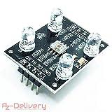 AZDelivery ⭐⭐⭐⭐⭐ Farbsensor TCS230 TCS3200 Farben Sensor Modul für Arduino