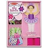 Nina Ballerina Magnetic Dress-up