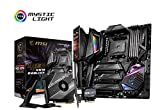 MSI Meg X570 Godlike - Placa Base (Chipset AMD X570, DDR4, Core Boost, Intel Lan, Socket AM4, Wi-Fi, Soporta AMD Pocesadores) Color Negro