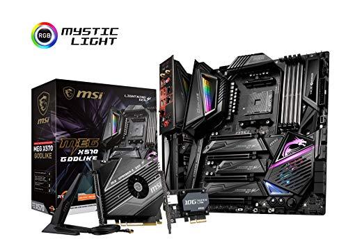 MSI MEG X570 GODLIKE (Socket AM4/X570/DDR4/S-ATA 600/ATX)