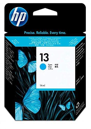 Preisvergleich Produktbild HP Tintenpatrone 13 (cyan,  Standard 1200 Seiten) C4815A