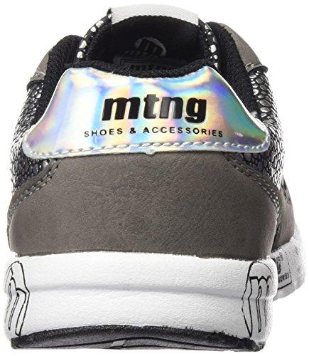 MTNG Attitude 69917, Sneakers basses mixte enfant LANNISTER GRIS / LARTO PLATA