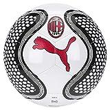PUMA AC Milan FUTURE Ball White-Black-Red 5