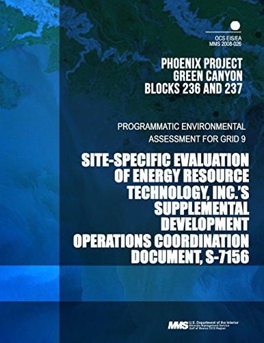 Programmatic Environmental Assessment for Grid 9