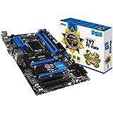 MSI Z97 PC Mate Intel LGA1150 Z97 ATX Motherboard (4x DDR3, 4x USB3.0, 8x USB2.0, GBE, LAN, HDMI, VGA, DVI)