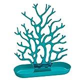 koziol Cora - Supporto/svuotatasche da tavolo Turchese