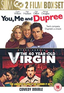 You, Me And Dupree/The 40 Year Old Virgin [DVD]
