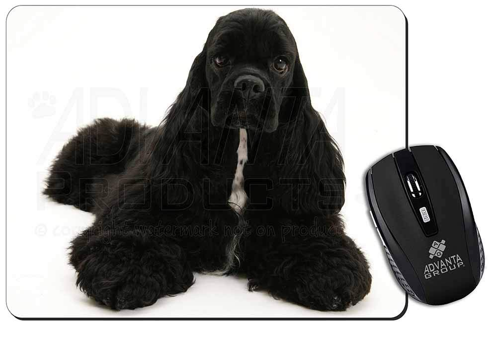 Advanta Group American Cocker Spaniel Dog Computer Mouse Mat Idea