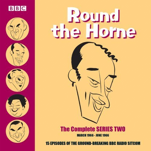 Round the Horne: Complete Series 2: 15 episodes of the groundbreaking BBC radio comedy by Barry Took (2015-07-16)