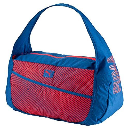 Puma Unisex Studio Barrel Bag Taschen blau