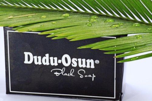 Natural Soap africaine - Dudu Osun 150g