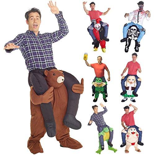 Huckepack Kostüm - Uni Größe ()