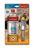 from Bright Spark Bright Spark Catering Blowtorch and Gas Cartridge Model 2987