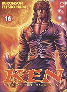 Ken - Fist Of The Blue Sky Edition simple Tome 16