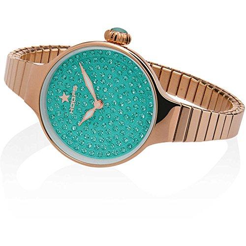 orologio solo tempo donna Hoops Cherié Diamonds 160 casual cod. 2601L-RG01