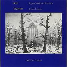 Piano Sonata by Draeseke (1995-11-29)