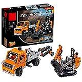 GWO Technik Roadwork Crew BAU Spielzeug Puzzle Bausteine Spiel