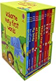 Usborne Very First Words Collection 10 Books Box Set