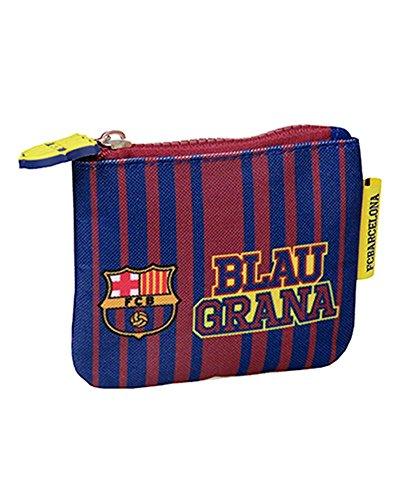 Monedero Rectangular FC.Barcelona